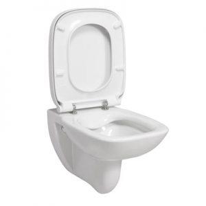 Miska WC bez kołnierza Rimless Roca DEBBA