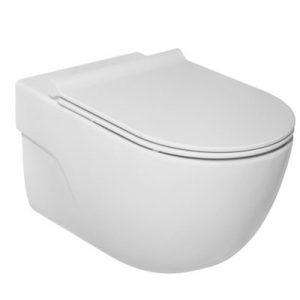 Miska WC bez kołnierza Roca MERIDIAN