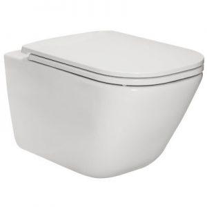 Miska WC bez kołnierza Roca GAP