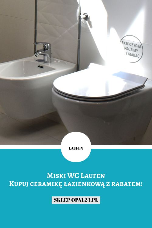 miski WC Laufen