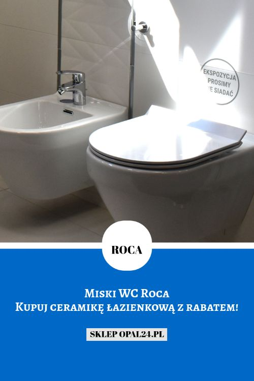 miski WC Roca
