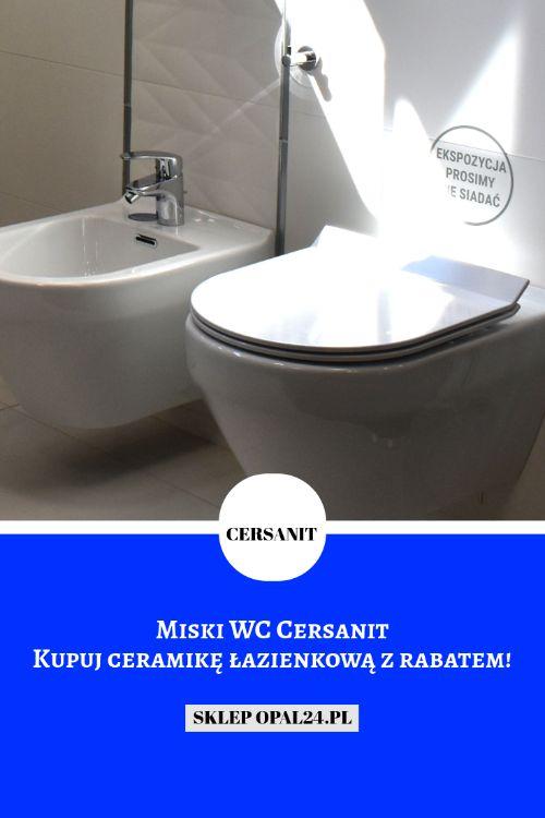 miski WC cersanit